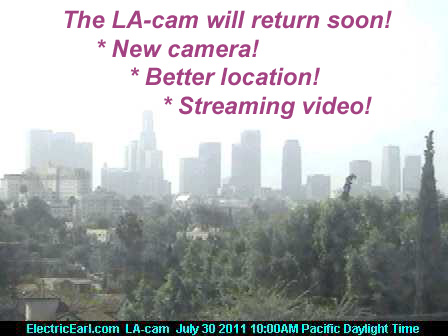 Webcam Los Angeles - California 2 Live webcamera