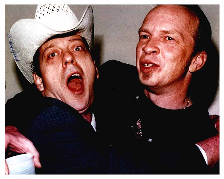 Junior Brown and Dave Alvin (1995)
